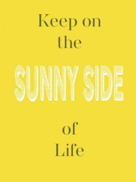 Sunny Side Free Printables {Mingle Monday}