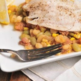 Quick Skillet Tilapia Recipe
