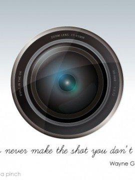 Take the Shot {Mingle Monday}