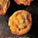 Salted Caramel Banana Nut Muffins Recipe