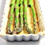 Springtime Asparagus Tart Recipe