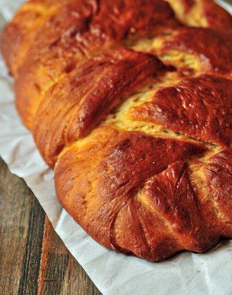 Challah Bread Recipe // addapinch.com