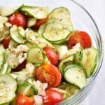 Cucumber and Tomato Salad Recipe