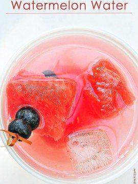 Watermelon Water Recipe | Add a Pinch