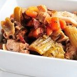 Slow Cooker Chicken Chunky Vegetable Soup Recipe