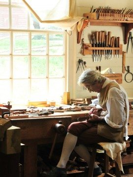 Colonial Williamsburg Artisans