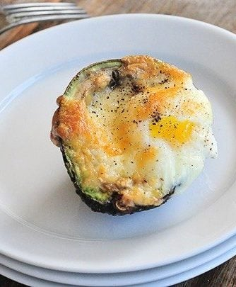 A Baked Egg Avocado Cup is a quick-fix, delicious recipe for breakfast or brunch.