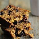 Chocolate Chip Espresso Pumpkin Bread Recipe