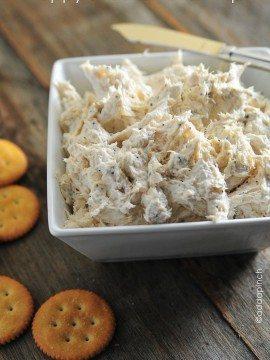 Poppy Seed Chicken Dip Recipe