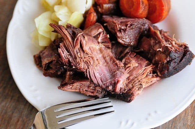 Pot Roast Recipe Cooking Add A Pinch Robyn Stone