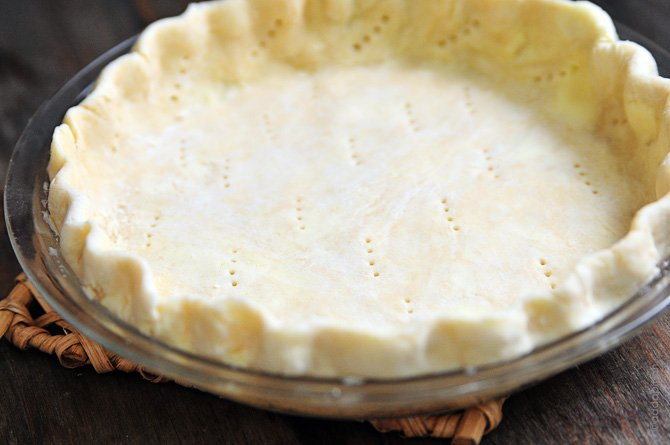 Perfect Pie Crust Recipe - A pie crust recipe that works perfectly for ...