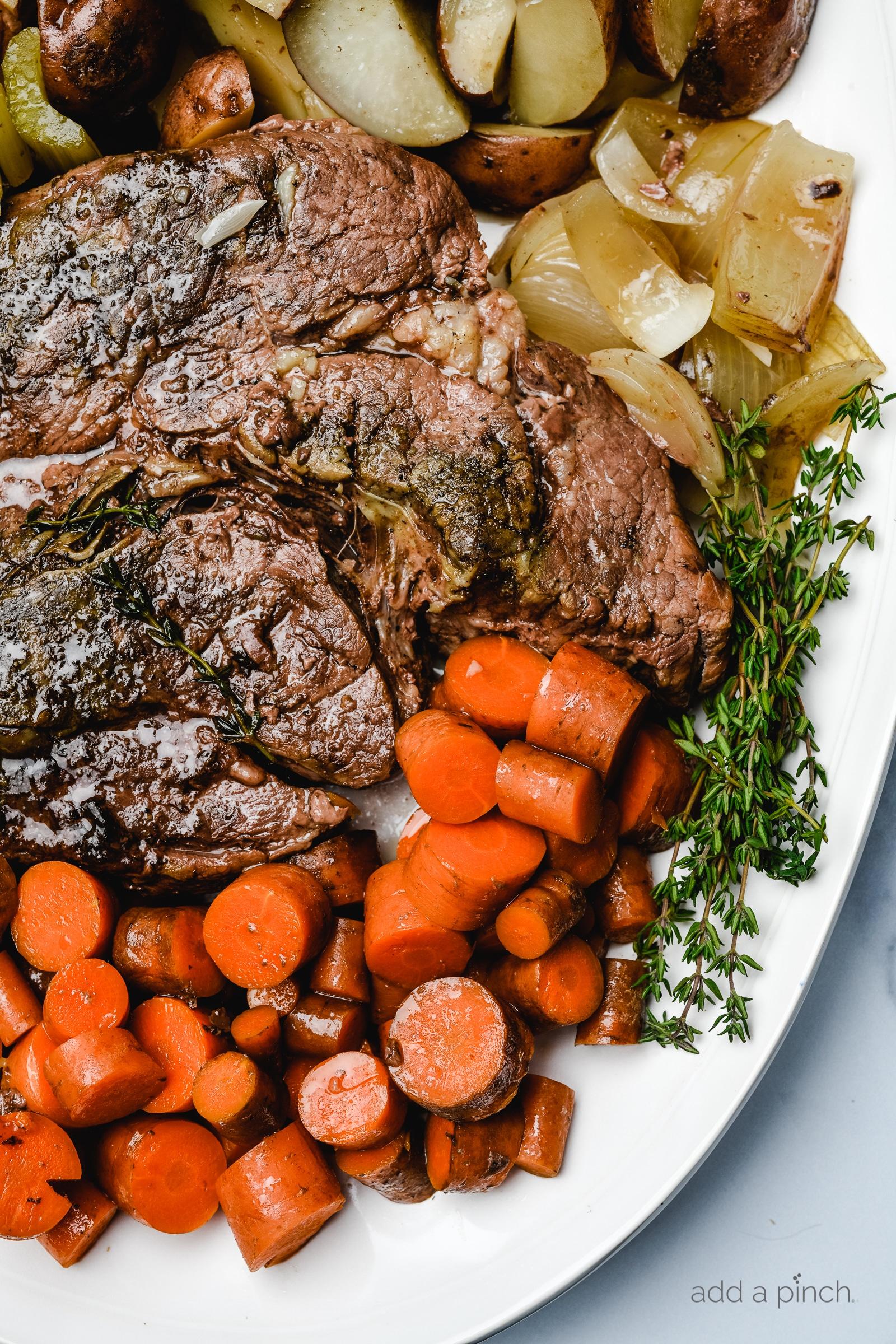 Classic Pot Roast Recipe Add A Pinch How To Cook The Best Pot Roast
