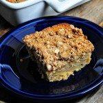 Apple Breakfast Cake Recipe