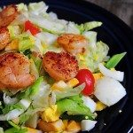 Blackened Shrimp Salad Recipe