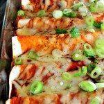 The BEST Chicken Enchiladas Recipe