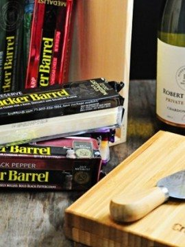 Spring Cheese Pairings with Cracker Barrel Cheese