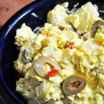 Egg Salad with Olives Recipe