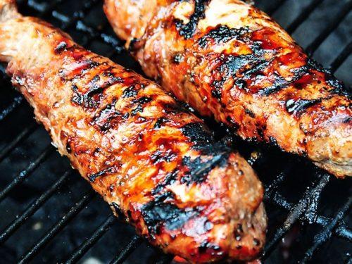 Pulled Pork På Gasgrill 6 Timer : Texas krücke texas crutch plateauphase beim pulled pork und