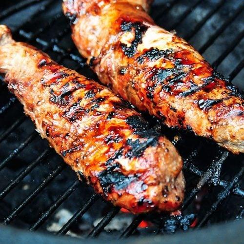 Bbq Pork Tenderloin Recipe Add A Pinch