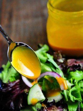 Honey Mustard Dressing Recipe