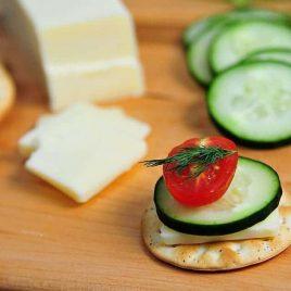 Cracker Barrel Cheese | ©addapinch.com