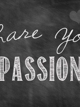Share Your Passion