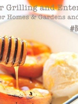 Summer Grilling and Entertaining Twitter Party with Better Homes and Gardens and Coleman!