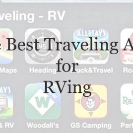 Best RVing Apps | ©addapinch.com