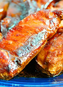 Simple Slow Cooker Ribs Recipe