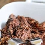 Slow Cooker Shredded Beef Recipe