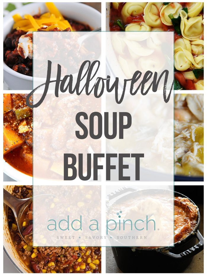 Admirable Halloween Soup Buffet Menu Ideas Home Interior And Landscaping Ymoonbapapsignezvosmurscom
