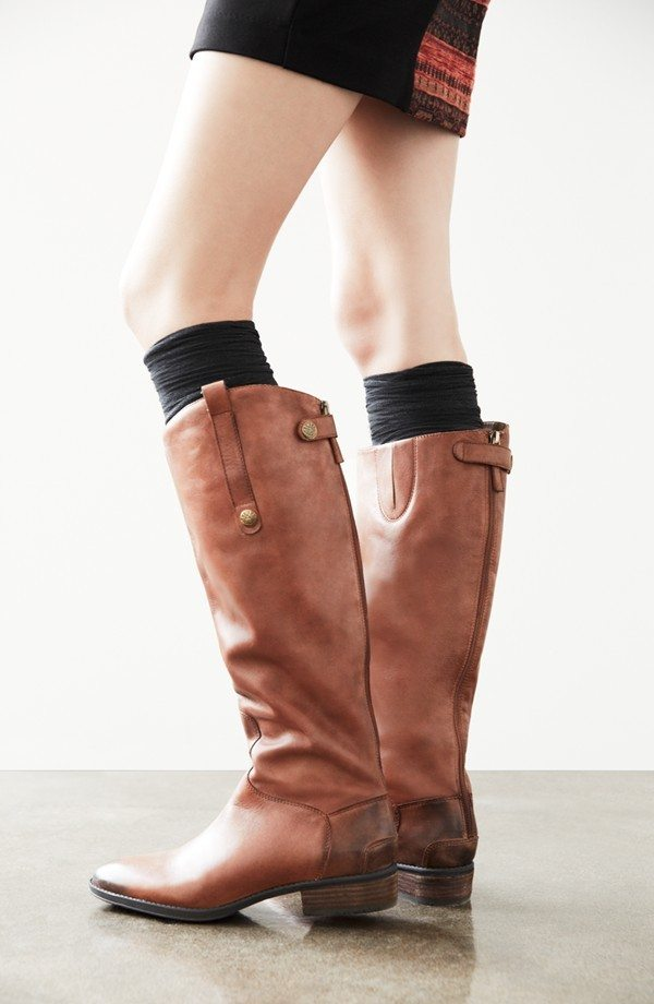 Boots Fall 2013 | ©addapinch.com