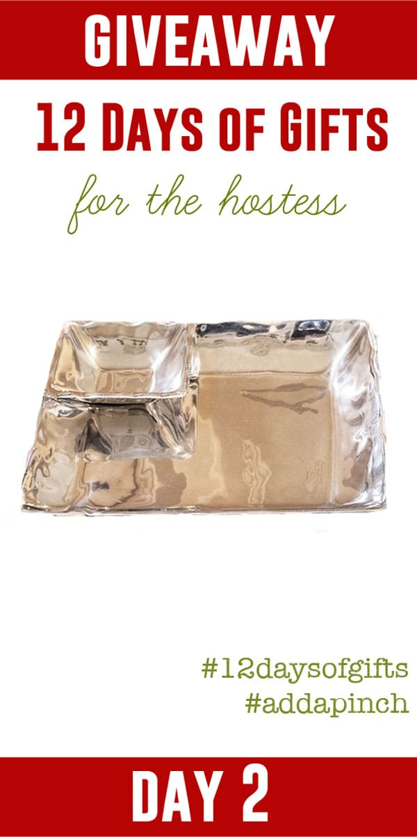 Gifts for the Hostess |©addapinch.com