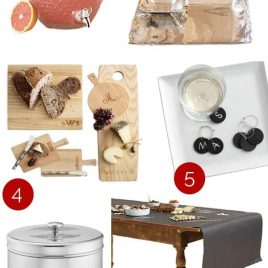 12 Days of Gifts :: for the Hostess | ©addapinch.com