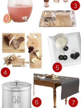 12 Days of Gifts :: for the hostess