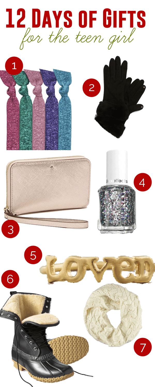 Teen Girl Christmas Gift Guide - Re-Fabbed |Christmas Stuff For Teen Girl