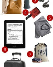 Gifts for the Traveler | ©addapinch.com