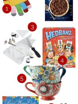 12 Days of Gifts :: under $25