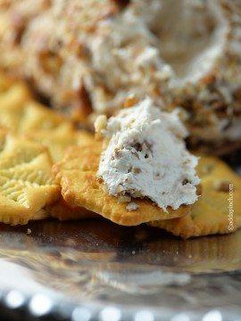 Chicken Cheese Ball Recipe