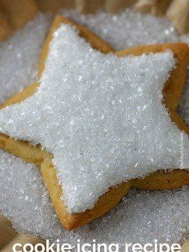 Cookie Icing Recipe