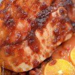 Cranberry Orange Glazed Ham Recipe