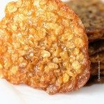 Oatmeal Lace Cookies Recipe