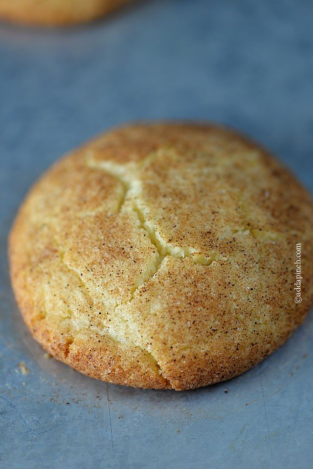Snickerdoodles Cookie Recipe - Simply the easiest and best Snickerdoodles recipe I've ever made, these cinnamon sugar cookies are so soft, butter, and filled with cinnamon!  // addapinch.com