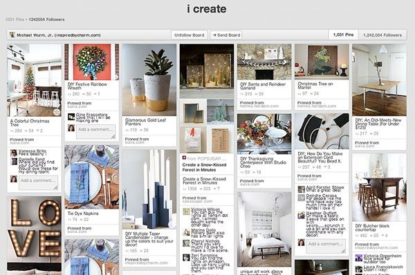 Five Faves to Follow on Pinterest | ©addapinch.com