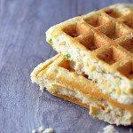 Cornbread Waffles Recipe