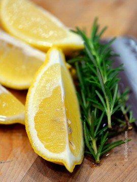 Lemon Rosemary Potpourri