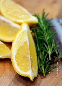 Lemon Rosemary Potpourri