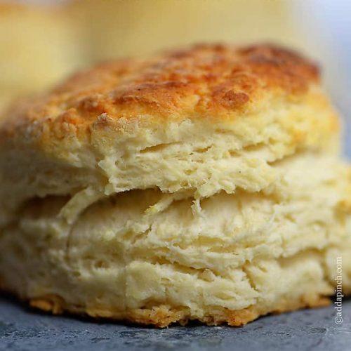 Three Ingredient Buttermilk Biscuit Recipe Add A Pinch