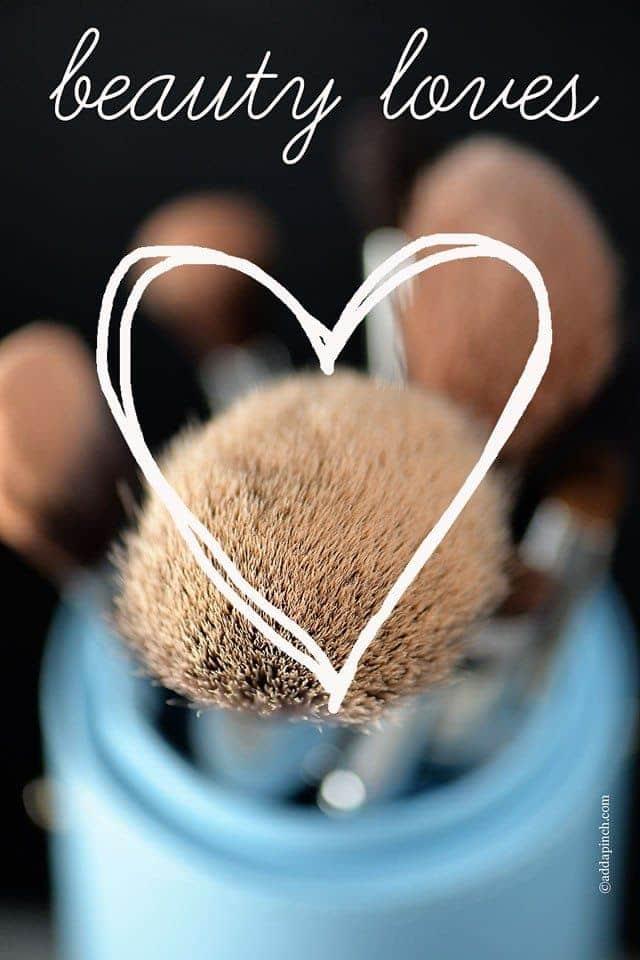 Beauty Loves   ©addapinch.com