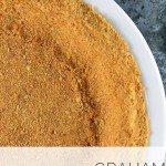 Simple Graham Cracker Crust Recipe